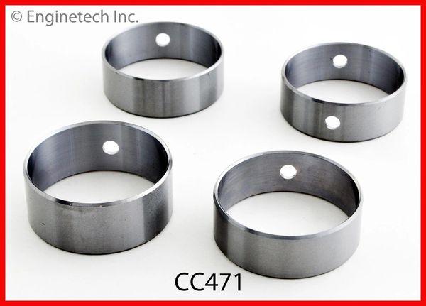 Cam Bearing Set (EngineTech CC471) 60-78