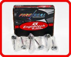 """Exhaust Valve Set - .015"""" O/S Stem (EngineTech E1349) 60-87"""