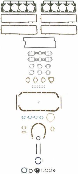 Full Gasket Set (Felpro FS7893PT4) 56-62