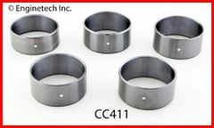 Camshaft Bearing Set (EngineTech CC411) 67-07