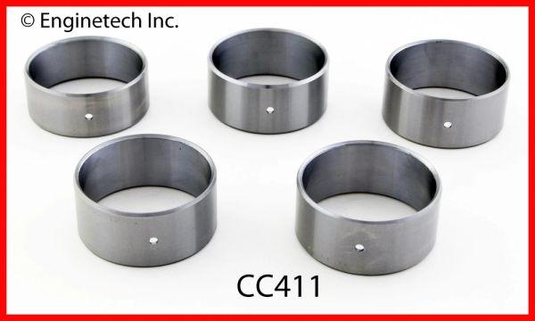 Camshaft Bearing Set (EngineTech CC411) 67-07
