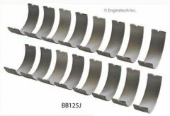 Rod Bearing Set (EngineTech BB125J) 59-74