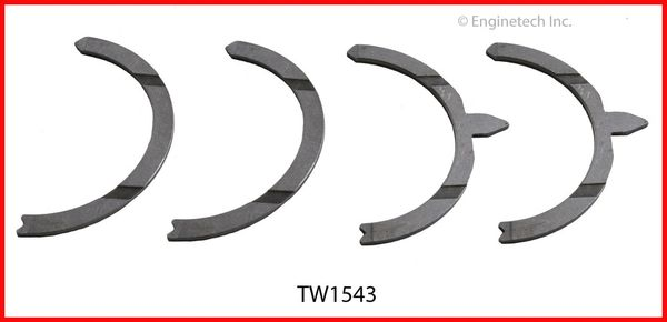 Thrust Washer Set (EngineTech TW1543) 90-10
