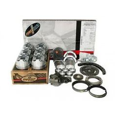 Engine Rebuild Kit (EngineTech RCC496AP) 01-07