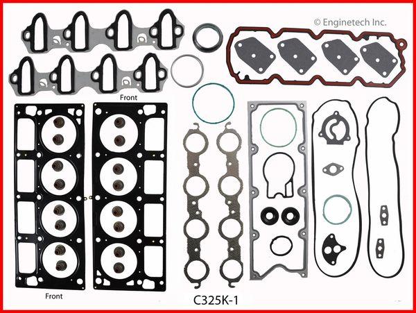 Full Gasket Set (EngineTech C325K-1) 01-08
