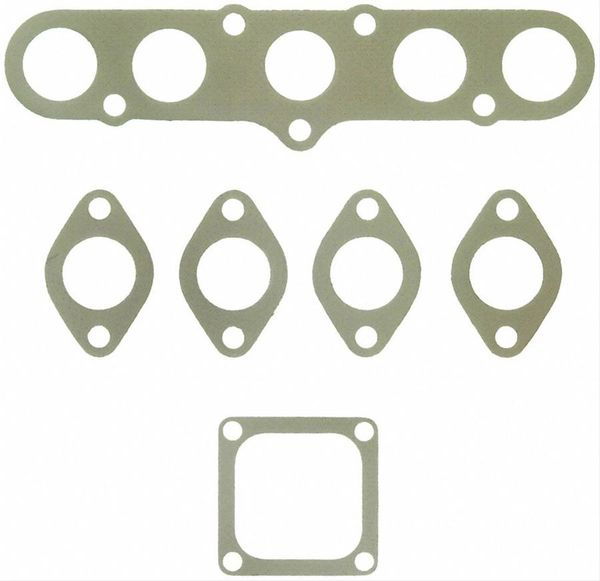 Intake & Exhaust Manifold Gasket Set - US Built (Felpro MS8009B) 42-59