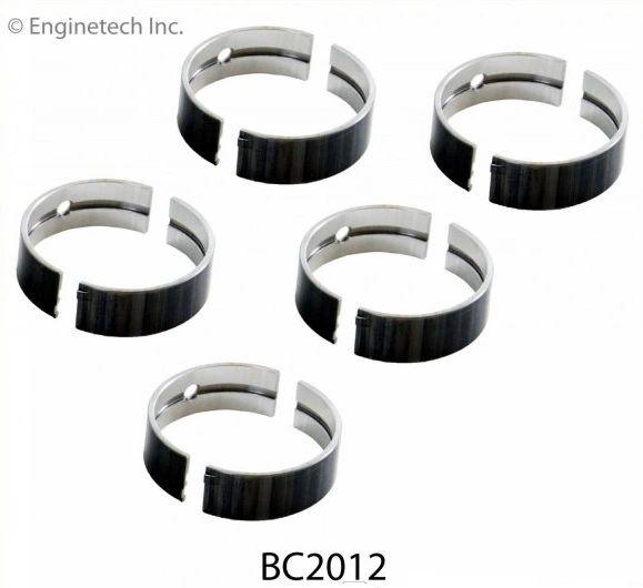 Main Bearing Set (EngineTech BC2012) 86-94