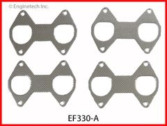 Exhaust Manifold Gasket Set (EngineTech EF330A) 04-14