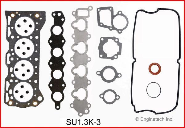 Full Gasket Set (EngineTech SU1.3K-3) 98-01