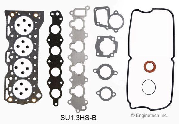 Head Gasket Set (EngineTech SU1.3HS-B) 98-01