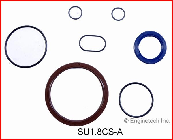 Bottom End Gasket Set (EngineTech SU1.8CS-A) 96-09