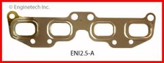 Exhaust Manifold Gasket (EngineTech ENI2.5A) 02-17