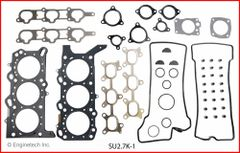 Full Gasket Set (EngineTech SU2.7K-1) 01-05