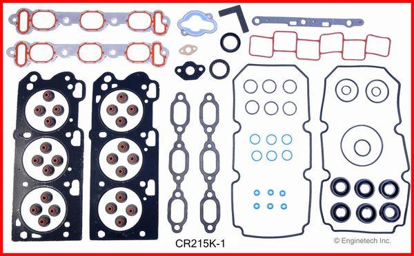 Full Gasket Set (EngineTech CR215K-1) 98-04