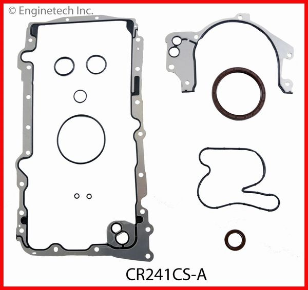 Lower Gasket Set (EngineTech CR241CS-A) 08-11