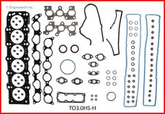 Head Gasket Set - MLS (EngineTech TO3.0HS-H) 93-98