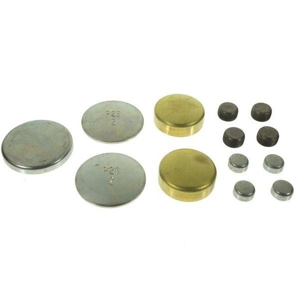 Frost Plug Set - Brass (Melling MPE103BR) 50-62