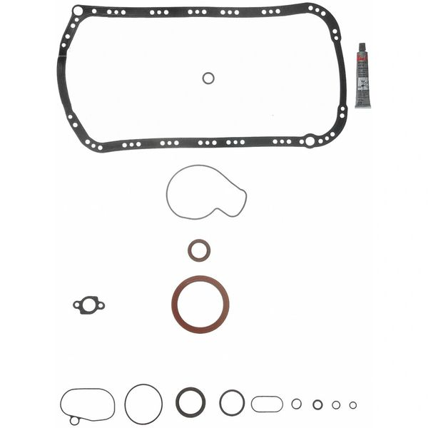 Bottom End Gasket Set (Felpro CS98511) 92-96