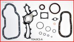 Bottom End Gasket Set (EngineTech TO4.0CS-A) 03-09