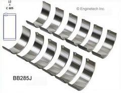 Rod Bearing Set (EngineTech BB285J) 80-09