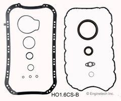 Bottom End Gasket Set (EngineTech HO1.6CS-B) 96-00