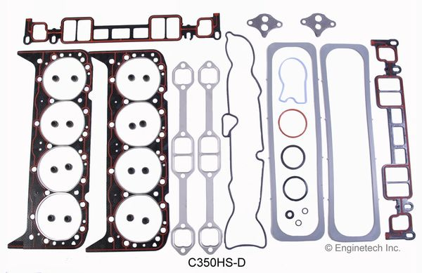 Head Gasket Set (EngineTech C350HS-D) 96-02