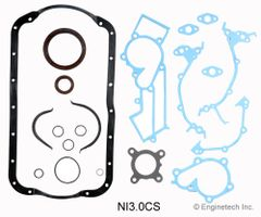 Lower Gasket Set (EngineTech NI3.0CS) 87-98