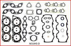 Full Gasket Set (EngineTech NI3.0K-1) 84-87