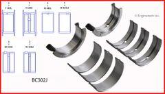 Main Bearing Set (EngineTech BC302J) 64-90