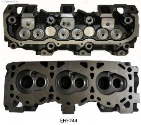 Cylinder Head - Bare (EngineTech EHF244) 90-94