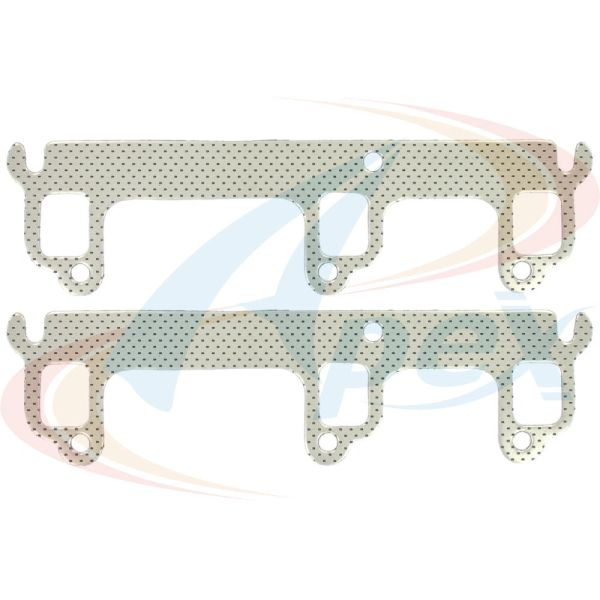 Exhaust Manifold Gasket Set (Apex AMS3542) 79-87