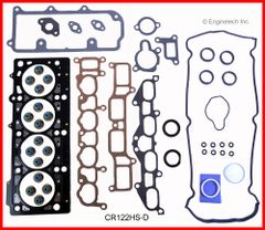 Full Gasket Set (EngineTech CR122K-4) 95-99