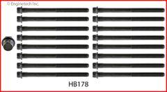 Head Bolt Set - Both Heads (EngineTech HB178) 99-09