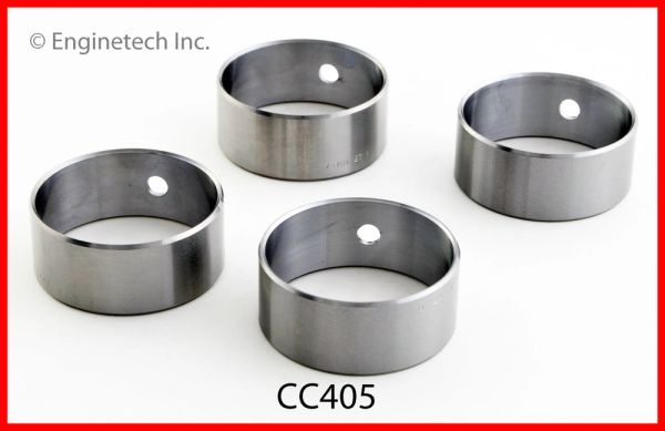 Cam Bearing Set (EngineTech CC405) 62-70