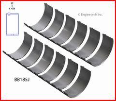 Rod Bearing Set (EngineTech BB185J) 62-84