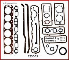 Full Gasket Set (EngineTech C250-15) 62-67