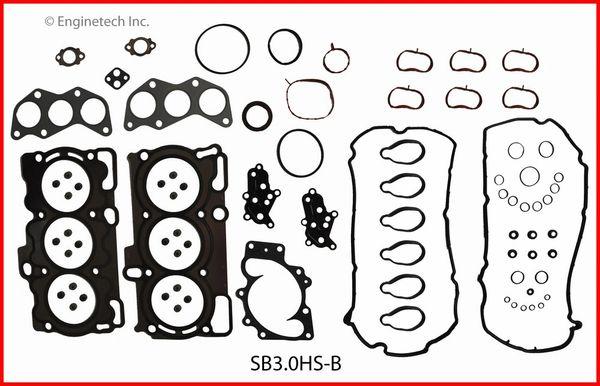 Full Gasket Set (EngineTech SB3.0K-2) 05-09