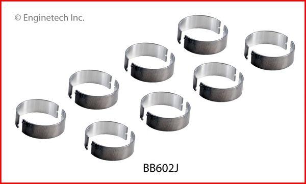 Rod Bearing Set (EngineTech BB602J) 61-80