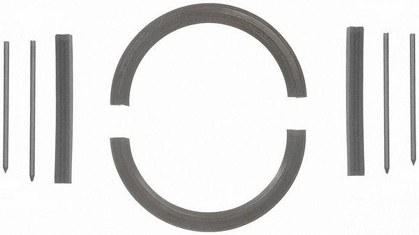 Rear Main Seal - Rubber Style (Felpro BS40613) 64-90