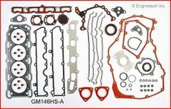 Full Gasket Set (EngineTech GM146K3) 96-99 See Notes