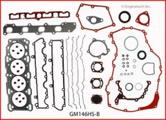 Full Gasket Set (EngineTech GM146K4) 99-02 See Notes