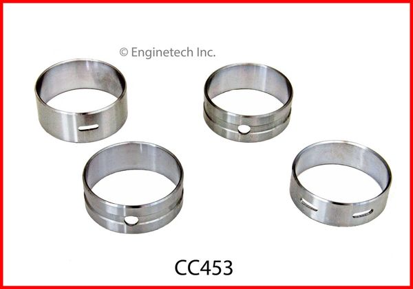 Cam Bearing Set (EngineTech CC453) 83-92