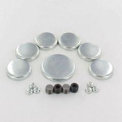 Frost Plug Set - Steel (Elgin EP110R) 58-78