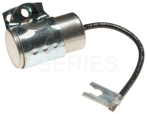 Distributor Condensor - w/Dual Points (Standard FD75T) 54-73