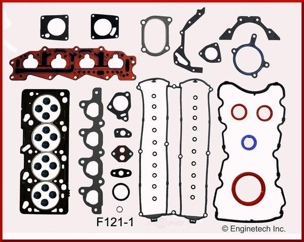 Full Gasket Set (EngineTech F121-1) 95-96 See Listing