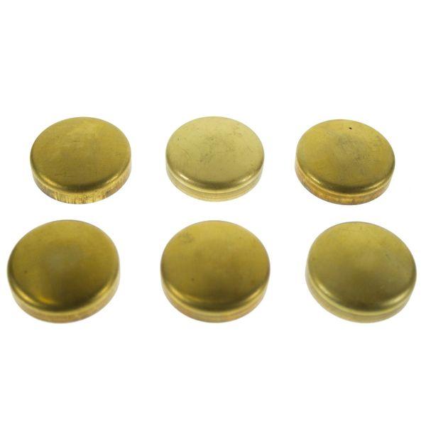 Frost Plug Set - Brass (Melling MPE140BR) 75-95