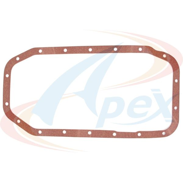 Oil Pan Gasket (Apex AOP817) 75-95