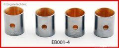 Piston Pin Bushing Set (EngieTech EB001-4) 75-95