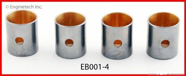 Piston Pin Bushing Set (EngieTech EB001-4) 75-95