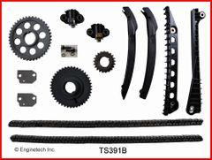 Timing Component Kit (EngineTech TS391B) 02-18